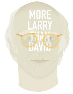 ANONYMOUS MAG #creative #graphic #larry #illustration #comedy #homour #david #seinfeld