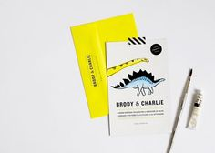 design work life » cataloging inspiration daily #invitation