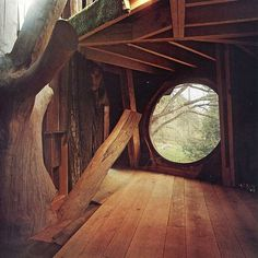 Dream Houses Woods #cabin #woods #architecture #house