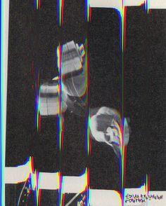 Sara Cwynar   PICDIT #art #glitch #design #color #black #analog