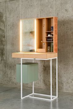 Tabeau Table by Nicole Brock #interior #table #furniture #design
