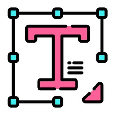See more icon inspiration related to type, size, design, font design, edit tools, font adjustment, graphic design, measures and typography on Flaticon.