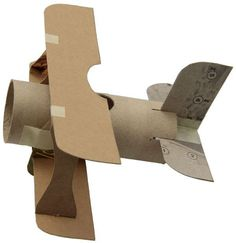 Biplanes. #recycling #plane #paper #toy