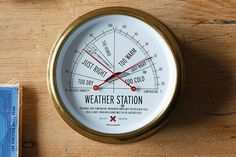 The Weather Station is a #device that both gives you the numbers, and puts them in perspective. Know what the #weather feels like with a sim