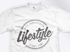 Dribbble - Life Threatening Lifestyle by Andy Gilmore