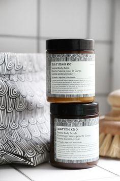 Trendenser marimekko + Aesop = Sant #packaging #marimekko