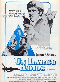 936full-the-long-goodbye-poster.jpg (936×1282) #typography #film #movie