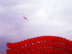 Sowjet Uniform by Waldemar Salesski #waldemar #red #sky #sowjet #russia #salesski #uniform