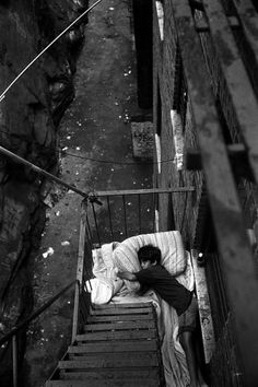 La Lettre de la Photographie #bronx #photography #black and white #stephen shames