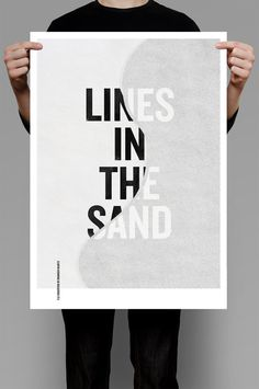 Wary the undertow of drunken hearts #white #design #graphic #minimalism #black #poster #typography