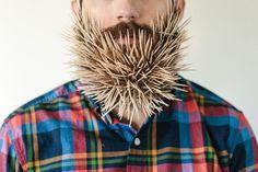 Will It Beard | iGNANT.de #beard #pierce #thiot #photography #portrait