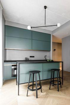 Modern Apartment in Vilnius / AKTA Interiors