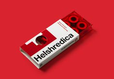 Radical Bearing Packaging. #helvetica #swiss