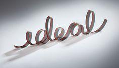 Still-life / Set Design by Serial Cut, via Behance #curl #sweep
