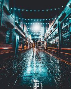 Stunning Urban Instagrams by Vincent Cogliandro