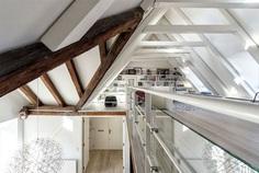 Duplex Apartment in Copenhagen - InteriorZine