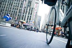 NYC by Bike4 #nyc #bike