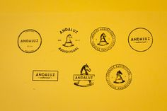 Andaluz on the Adweek Talent Gallery #stamps #andaluz #icons