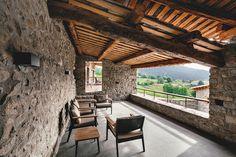 Refurbishment in la Cerdanya Dom Arquitectura - www.homeworlddesign. com (5) #interior #spain #design #architecture #renovation