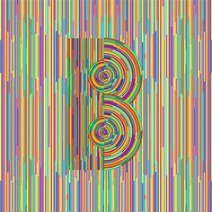 Alphabattle : ACME Industries #lettering #letter #industries #amce #b #type