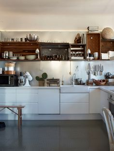 The Beautiful Soup #interior #kitchen