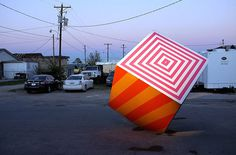 Colorful Street Art Installations by Maser-11 #installation #maser #art #street #colour