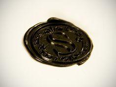 The Spassov Family Seal #family #lettering #spassov #design #petre #seal #type #wax