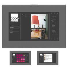 Doob Design Website #webdesign