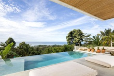 Costa Rican Hotel Decor Harmonized with Tropical Landscapes