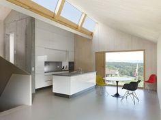 NCIS by bunq architectes #modern #design #minimalism #minimal #leibal #minimalist