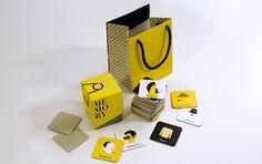 Srebro dla Polek - STGU - Stowarzyszenie Twórców Grafiki Użytkowej #memory #print #yellow #game #cards
