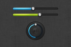 Volume control in two colors Free Psd. See more inspiration related to Green, Blue, Bar, Colors, Sound, Psd, Volume, Control, Horizontal and Two on Freepik.