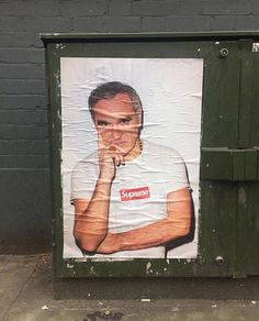 Morrissey Models For Supreme