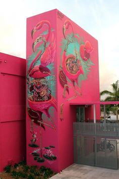 Nychos #flamingo