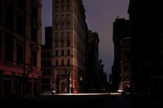 New York in Black – Fubiz™ #city #night #photography #york #dark #new