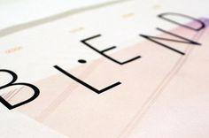 Blend Magazine