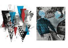 Fanzine - juancasal #fanzine #print #juan #illustration #casal
