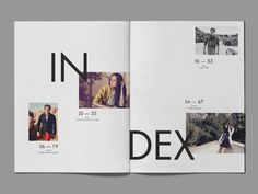 Grid Deconstruction #grid #magazine #index