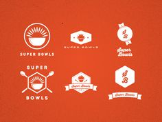 Super Bowls Exploration 1 #joy #acai #noa #stain #logo #emberson