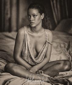 Rihanna - Diva 1936 Concept by Marttän W. Cohën