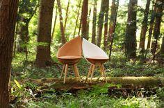 mizmiz design + moconoco: kotori chair #chair