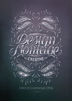 Typeverything.com Design Montage by Aurelie Maron #montage #design