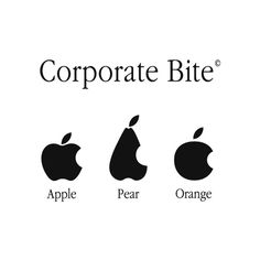 Take a Bite. #corporative #tag