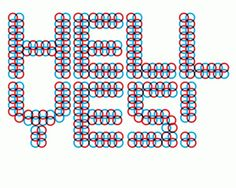 hot_type_pop_08.gif (GIF Image, 900x720 pixels) #type #hell #yes