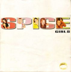 All sizes | Spice Girls CD Cover | Flickr - Photo Sharing! #album #design #cover #art #music