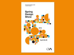Spring Design Show Invitation - Nicole