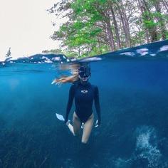Handsome Underwater Photography by Jason Washington