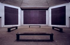 rothkochapel.jpg 540 × 350 Pixel #chapel #rothko
