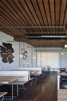 The Spojovna Brewery by Mar.s Architects