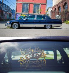 http://rockwellforever.tumblr.com/post/45510279151/the-fleetwood-mac-oakland-2013 #calligraphy #old #lettering #lowrider #english #cars #photography